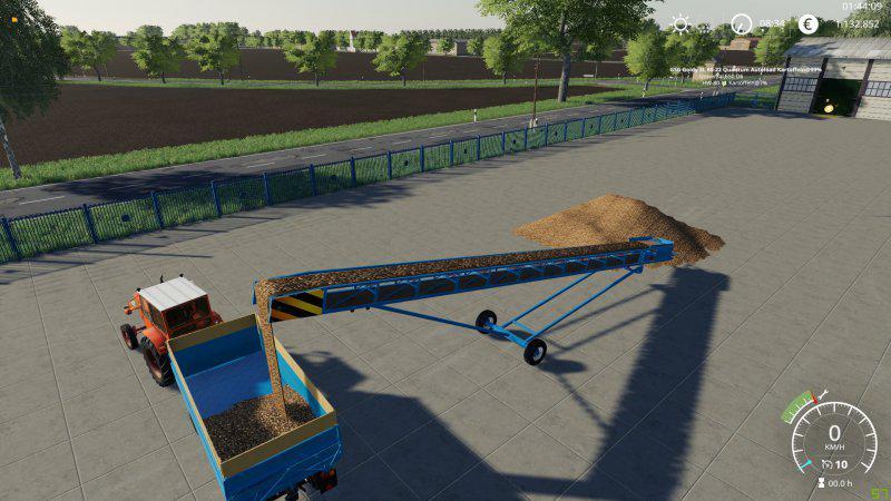 Скачать мод конвейер для фс 19 транспортер каравелла т 4