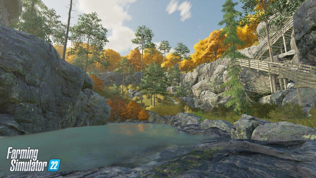 Сезонный игровой процесс в Farming Simulator 22 - новые скриншоты и информация!